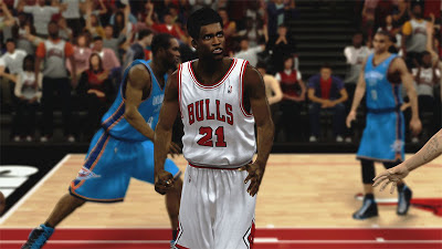 NBA 2K13 Jimmy Butler Hair Update Mini Afro