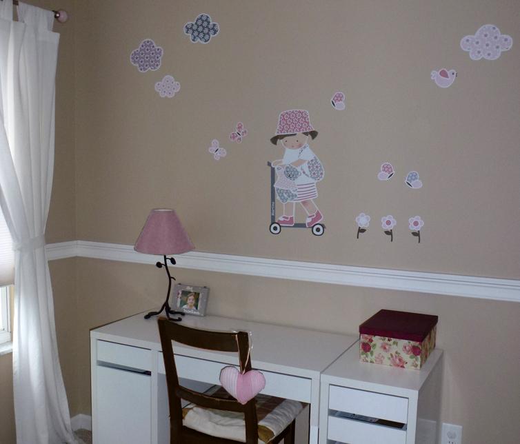 Vinilos infantiles personalizados vinilos infantiles for Sticker habitacion infantil