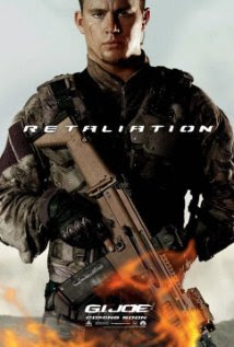 G.I. Joe: Retaliation (2012 – Channing Tatum, Dwayne Johnson and Ray Park)