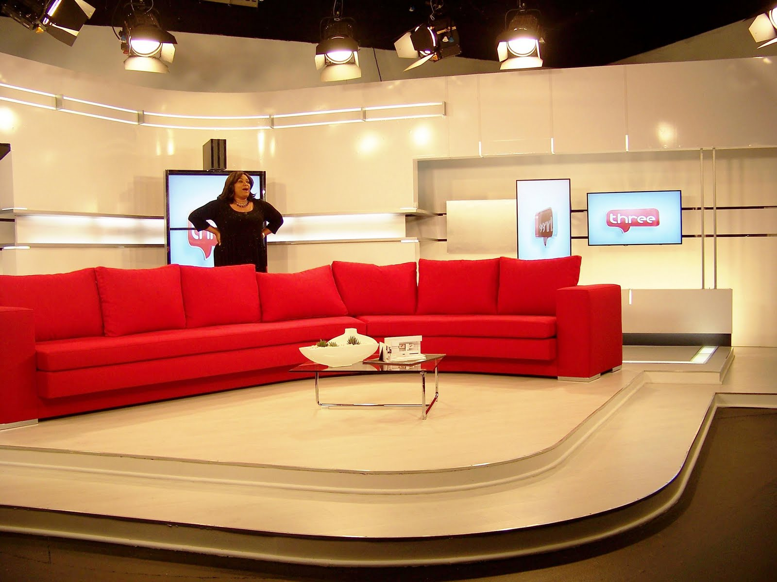 Tv With Thinus Breaking 3talk With Noeleen Gets A Touch