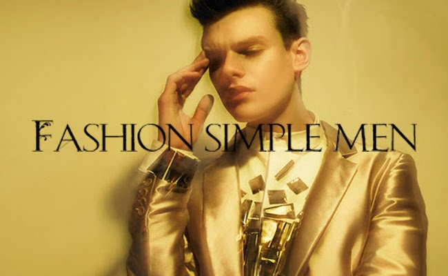 Fashion Simple Men