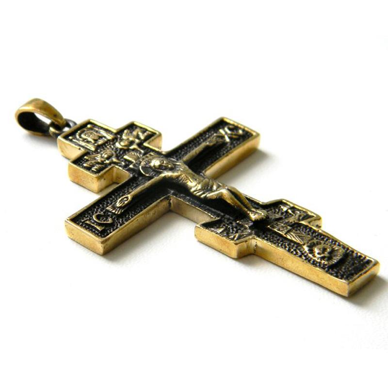 купить христианский крест большой восьмиконечный православный