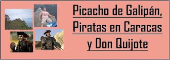 Don Quijote de la Mancha tuvo su origen en Caracas
