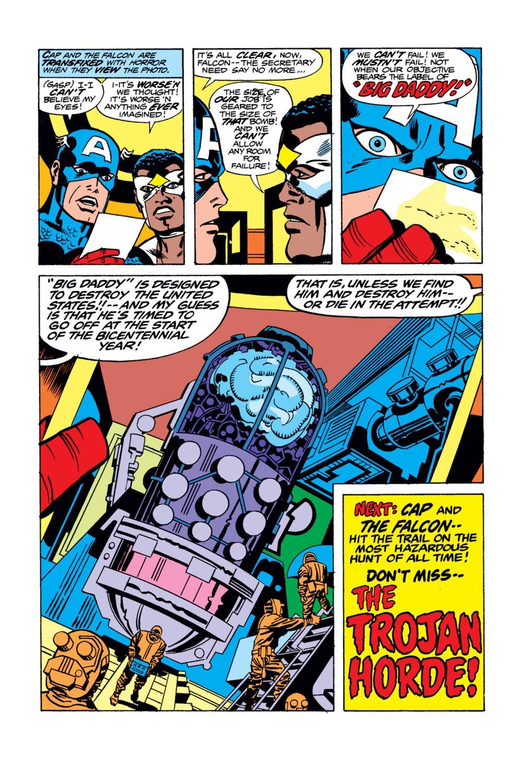 Captain America (1968) Issue #193 #107 - English 19