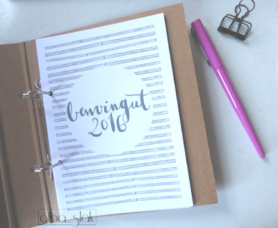 portada agenda-planner 2016 by Alba_Slak