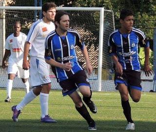 Grêmio Cachoeira arrasador na 1ª divisão de Florianópolis