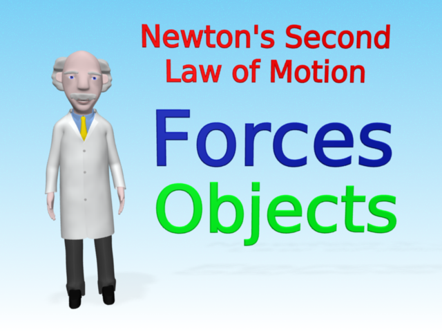 newtons second law Newton's laws of motion there was this fellow in england named sir isaac newton a little bit stuffy, bad hair, but quite an intelligent guy  second law the.