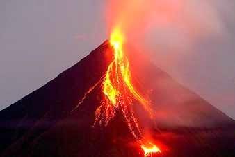 Soñar con volcán