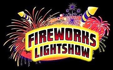 Fireworks Light Show logo