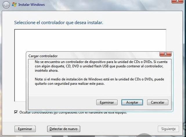 configurar bios para instalar windows 7 en canaima