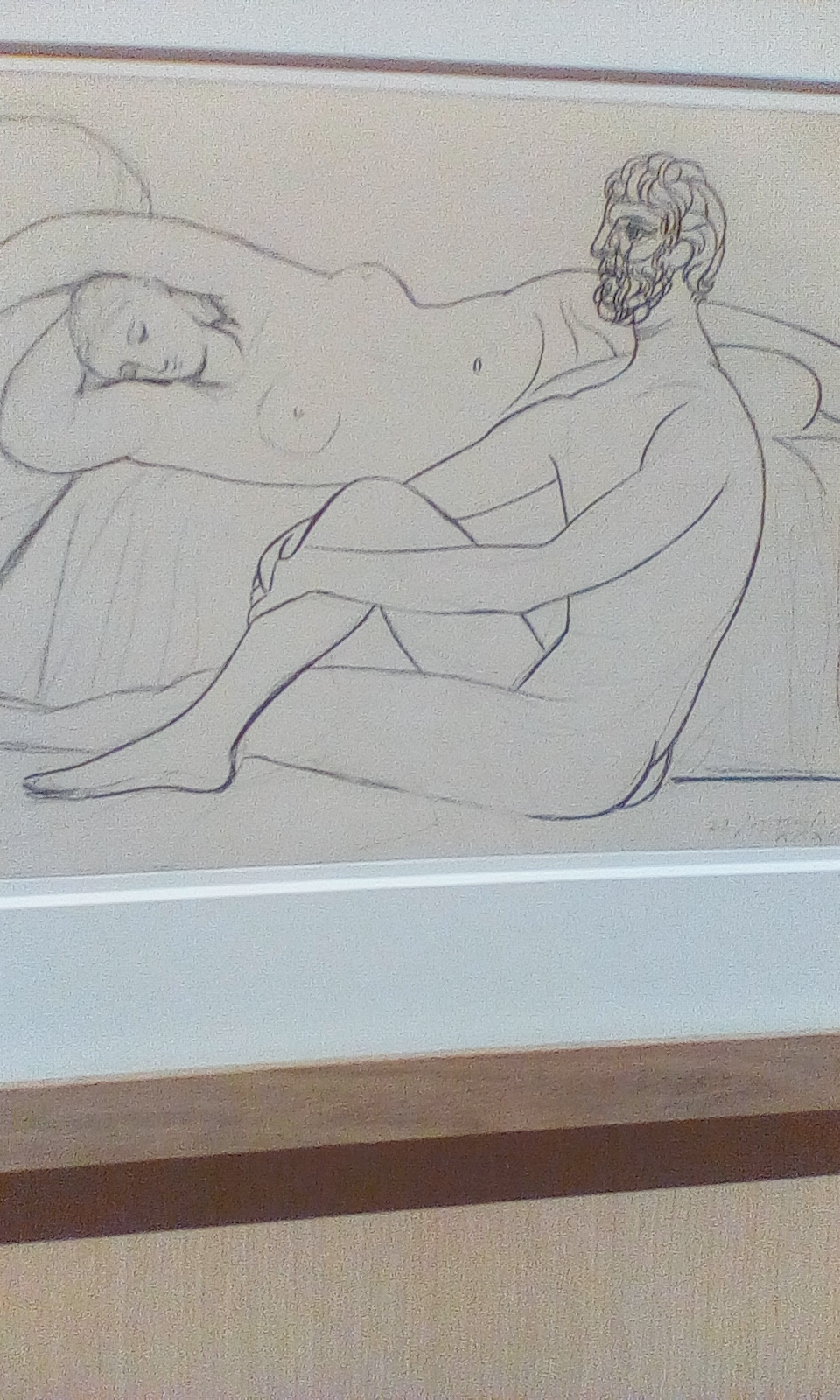 Picasso in Milan winter.18