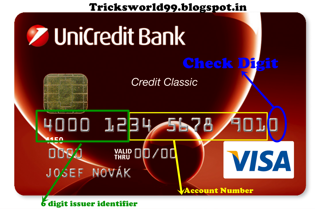 How to create valid credit card numberfake credit card how to create valid credit card numberfake credit card sciox Images