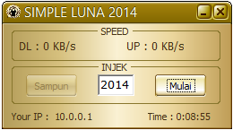 Inject XL Luna Work 28 Januari