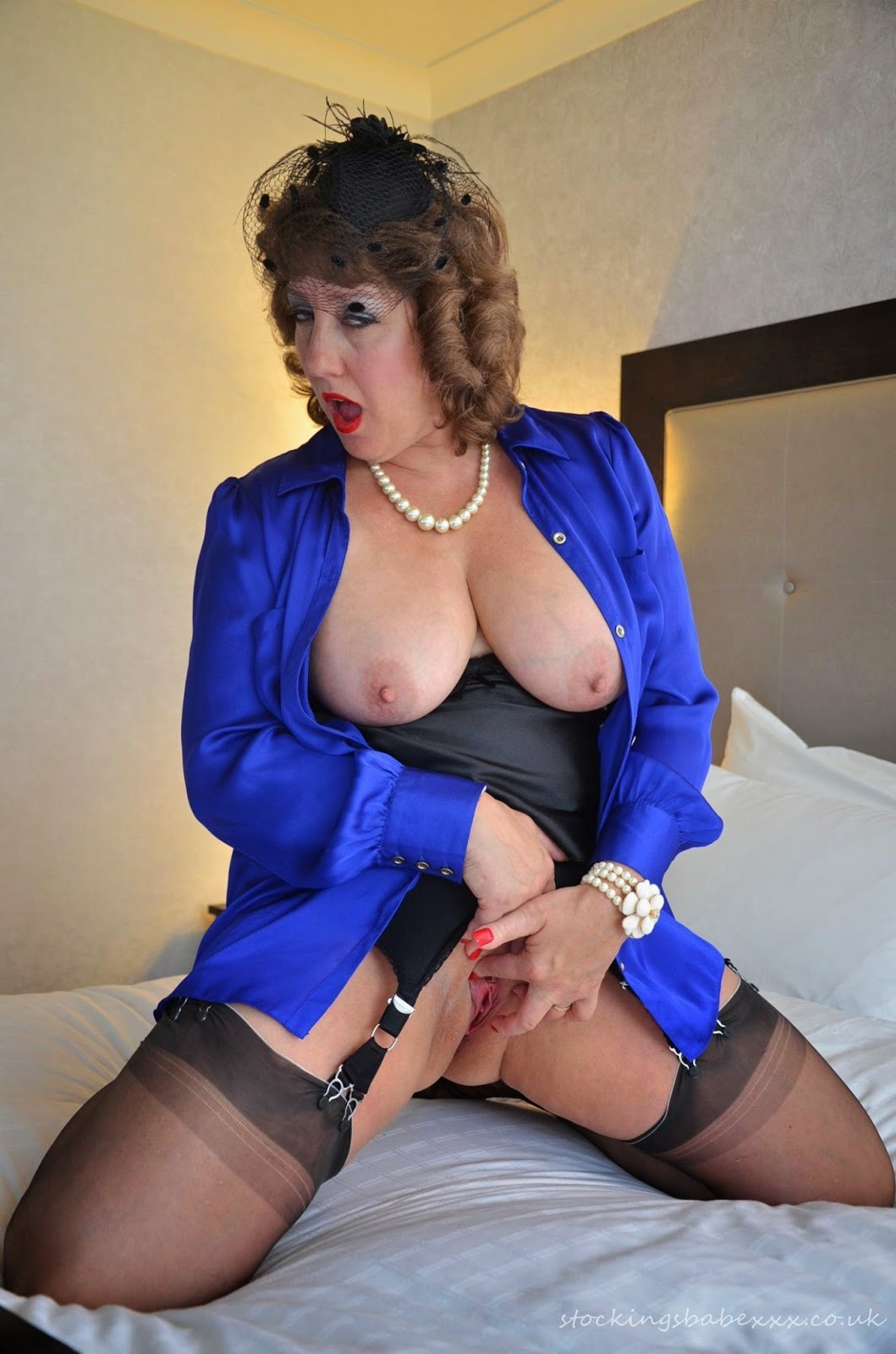 Xxx Mature Stockings 76