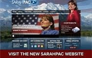 SarahPac Website