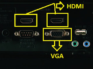 lcd tv jadi monitor komputer