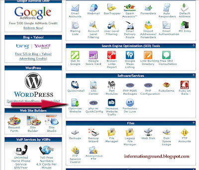 Optimize Website With Cpanel