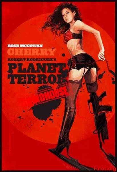 Dehşet Gezegeni – Planet Terror 2007 izle