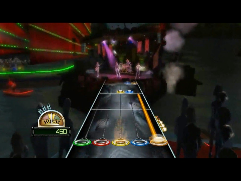 Guitar Hero: World Tour Screenshots