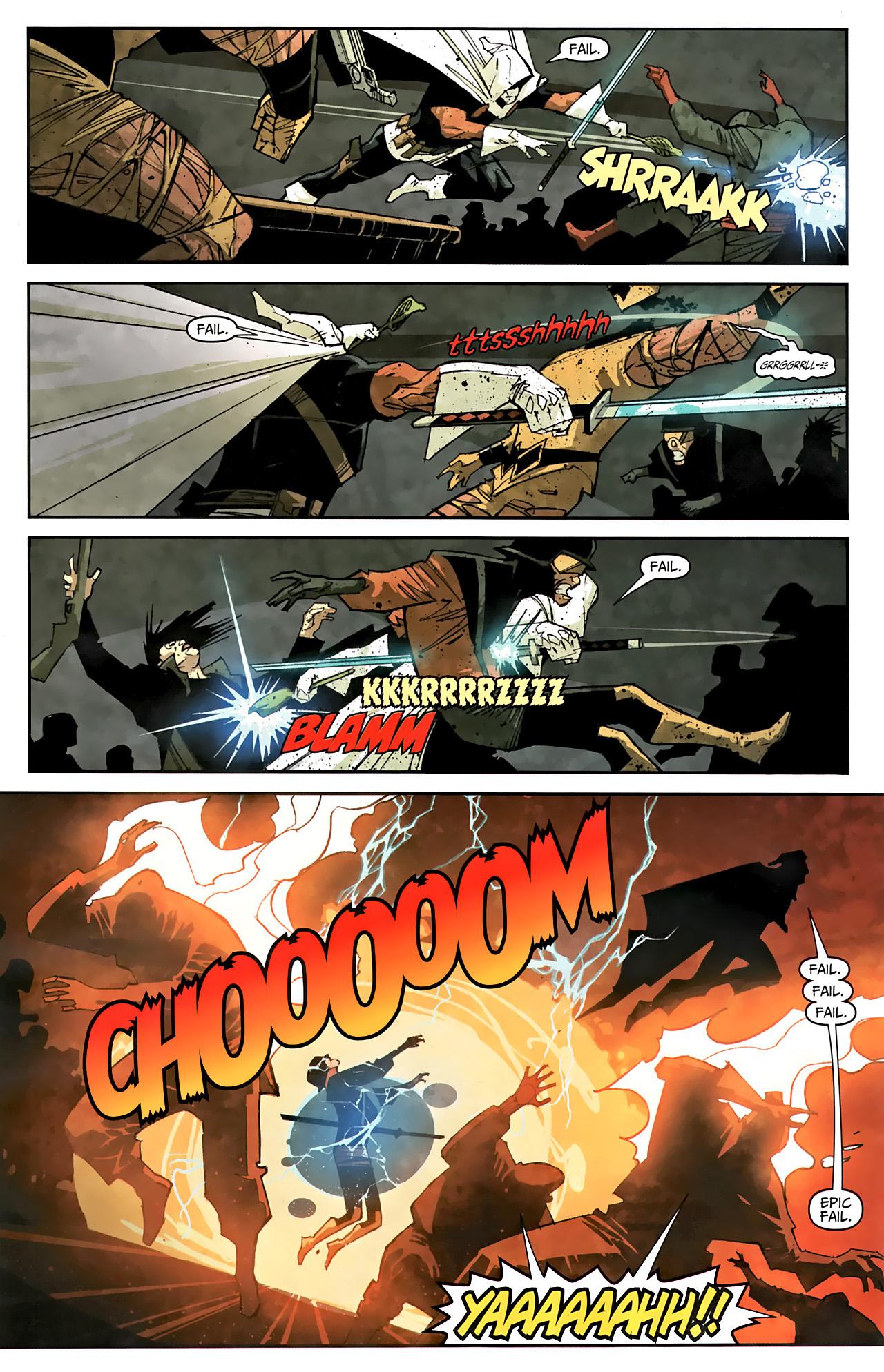 Read online Taskmaster (2010) comic -  Issue #1 - 14