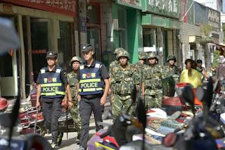 Seorang wanita Uighur meninggal di penjara Cina, anaknya hilang