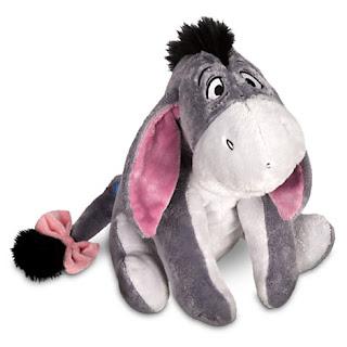 Eeyore Plush - Winnie the Pooh