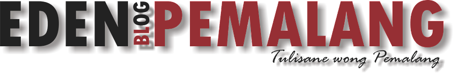 [E]den [P]emalang™ | Official Blog