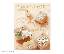 CTMH Holiday Expressions Idea Book