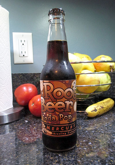 Mercury Root Beer