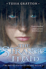 Giveaway: The Strange Maid by Tessa Graton