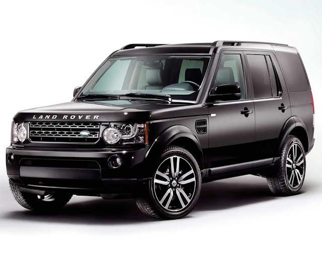 В Сергиевом Посаде у безработного угнали Land Rover за 1,6 млн рублей