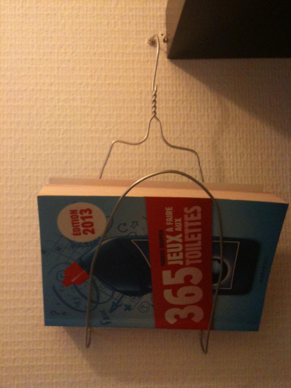 L 39 atelier de cid porte revue et support papier toilette - Support papier toilette original ...