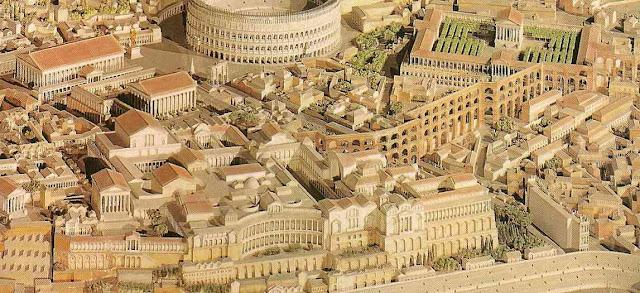 Servidumbres prediales y antigua Roma