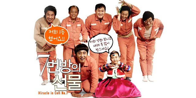 Review Film Korea: Miracle in Cell No.7 (2013)