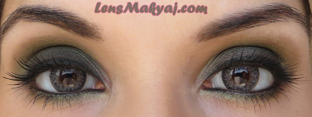 Eyefairy Swarov Gray