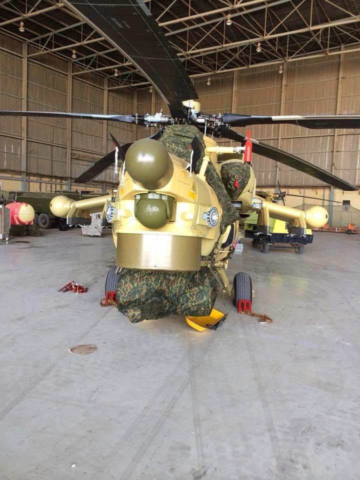 المروحية الهجومية ميل مي28 _ mi-28ne 10678710_587887297987805_5972771765743728496_n