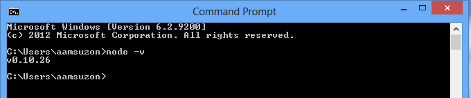 How to build PhoneGap Project Using Command Line Interface in windows Operating system 4
