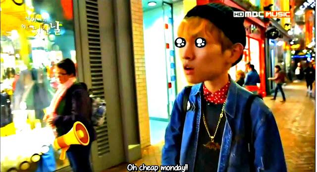 Watch SHINee's Wonderful Day episode 5 eng sub