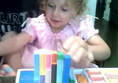 base ten blocks, toddlers learn math, fun math activities,