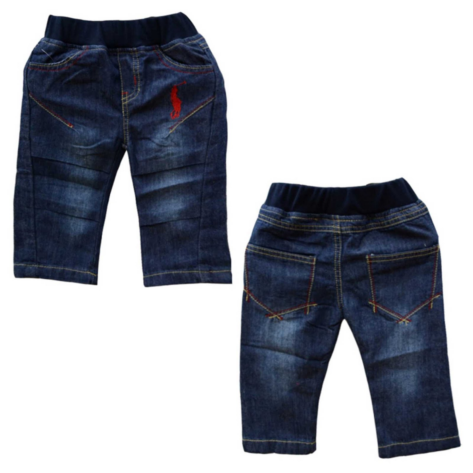 baby ku cute collections ready stock polo jeans. Black Bedroom Furniture Sets. Home Design Ideas