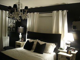 #10 Black Bedroom Design Ideas