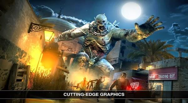 Game Dead Trigger 2 Kini Telah Hadir di Android