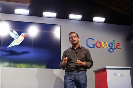 La presentación del algoritmo Hummingbirds por Google