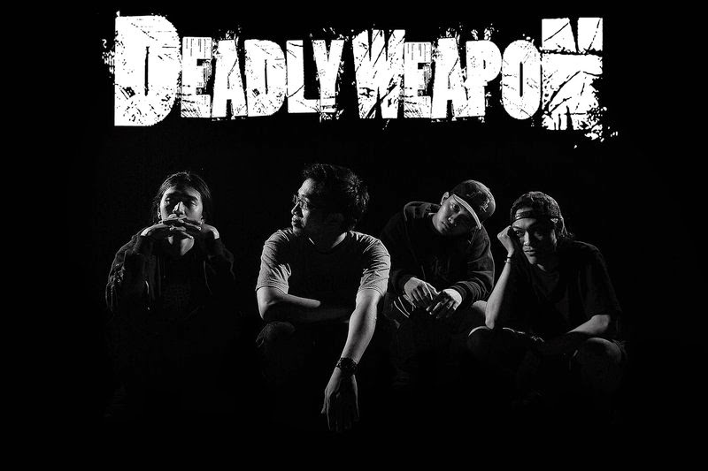Deadly Weapon Band Grindcore Yogyakarta Foto Personil Logo Artwork Wallpaper