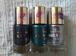 essence nailpolishes