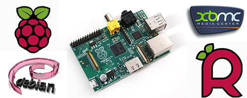 Raspbmc,Mount network drive Linux