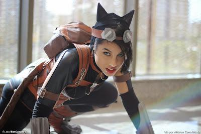 SANA Fest 2014 - Catwoman - Injustice