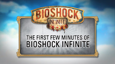 The First Few Minutes Of Bioshock Infinite - We Know Gamers