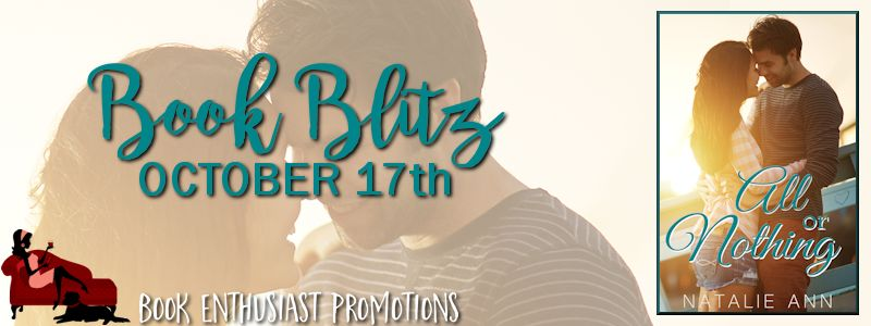 All or Nothing Book Blitz