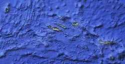 Previsão do Tempo nos Açores